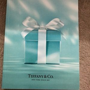 Authentic Tiffany & Co 2016 Blue Book